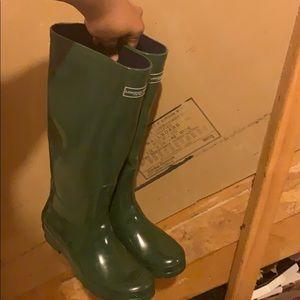 London Fog Rain Boots